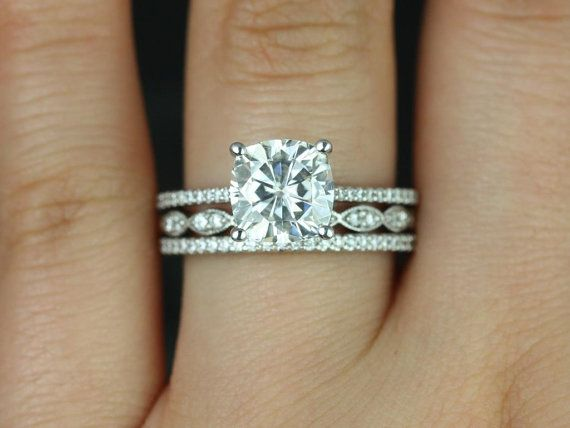 Ring Stack Tips How To Rock It Designers Diamonds Wedding Stuff Pinterest Engagement And