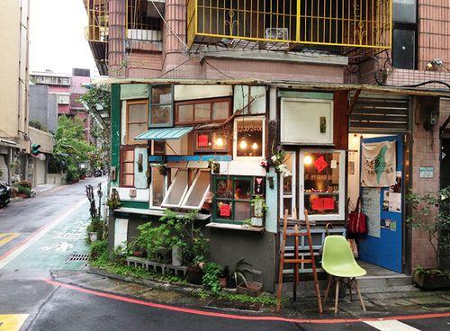 [Taipei] - T.Loafer Cafe (No. 55-3, Línyí St, Zhongzheng District) (台北市中正區臨沂街55-3號) (Dongmen Station)