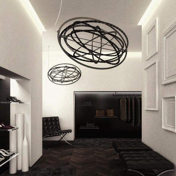 Artemide Copernico Suspension Lamp