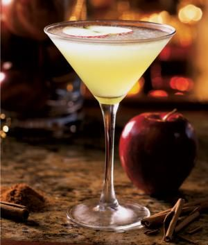Bonefish Grill Copycat Recipes: Apple Martini
