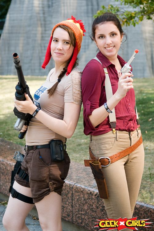 Fan Expo Toronto Cosplay - Great COSplays all over this site - But Fem Jayne and Mal = Wicked!