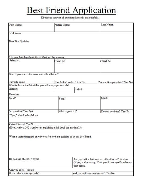 Best 25+ Boyfriend application ideas on Pinterest Dating - leave application forms