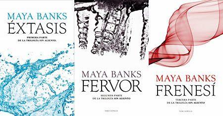 Trilogía Sin Aliento – Maya Banks