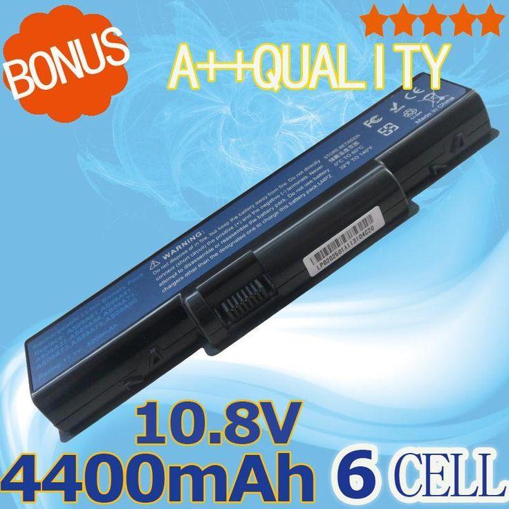 4400mAh 6 cells Laptop Battery For ACER  Aspire 5532 5516 4732Z 5517 5332 AS09A31 AS09A51 AS09A61 AS09A71 AS09A41  AS09A90 #Affiliate