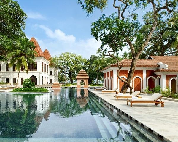 Grand Hyatt Bambolim Goa India