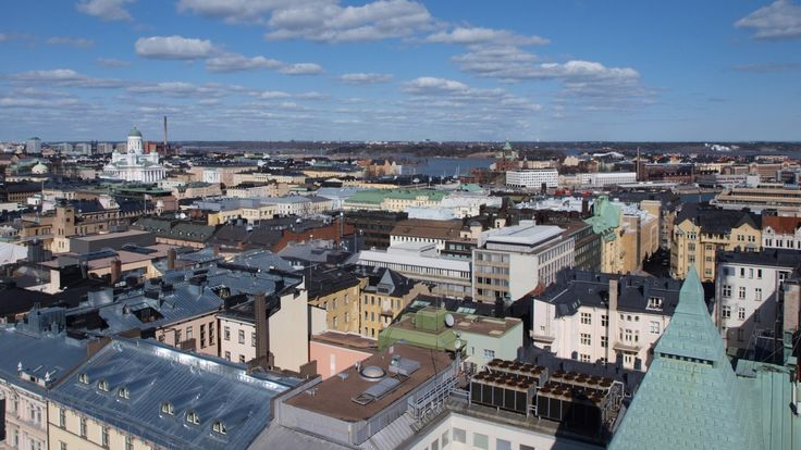 The app that promises to ease Helsinki's traffic congestion, and all the environmental strain that goes with it.