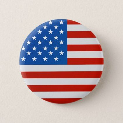 United states national flag button  $3.00  by Flags_Store  - cyo customize personalize diy idea