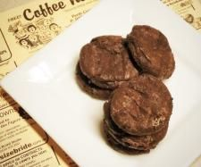 Soft and Chewy Paleo Chocolate Cookies by joanna  | Thermomix Paleo Recipe Competition