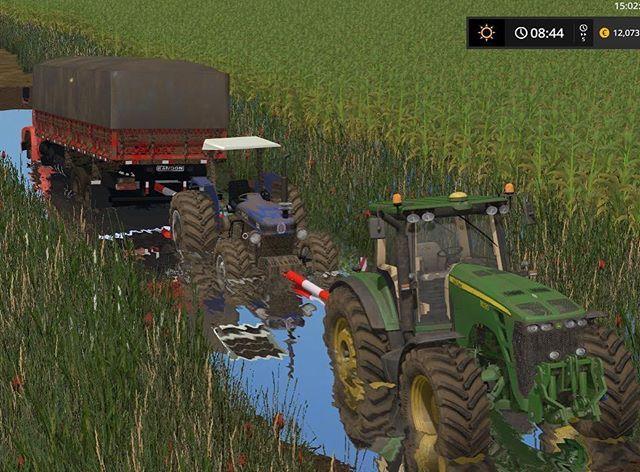 Struggling  #fs19 #fs17   Ivann   Monster trucks, Tractors