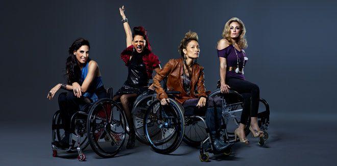 Sundance Channel | PUSH GIRLS | Top 10 | Top 10 Secretly Feminist Movies: Life, Watch, Wheelchairs, Tv Shows, Women, People, Pushgirls