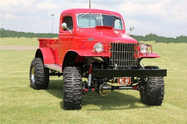 Photo 395 Of 897 Finished Truck Dodge Power Wagon Trucks Power Wagon
