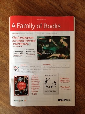 Here's Amazon and Barnes & Noble teaming up to promote 3 books by family members. Does it work?