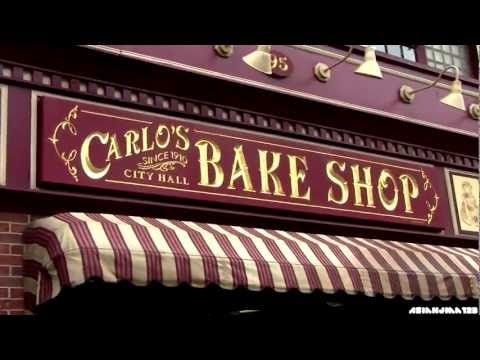 Carlo's Bakery  Hoboken, NJ. Been there, done that with my daughter! An amazing, unforgettable experience for us. The lobster tails were delish!