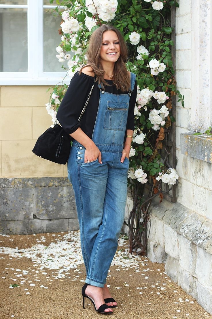 How To Dress Up Dungarees   Monica Beatrice Welburn   The Elgin Avenue Blog
