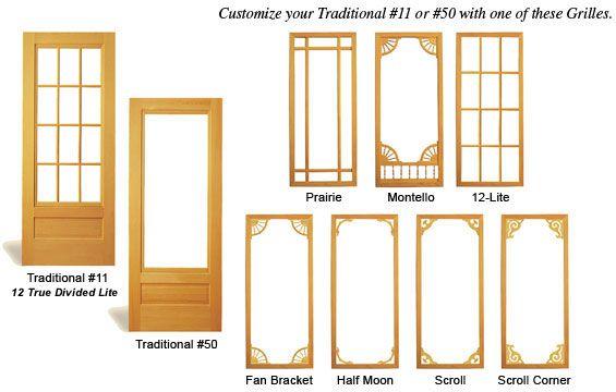 how to change a screen door 1