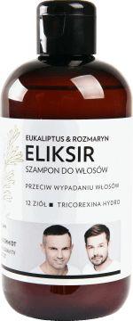WS Academy, Eliksir myjący Eukaliptus&Rozmaryn, szampon przeciw wypadaniu włosów, 250 g, nr kat. 250917