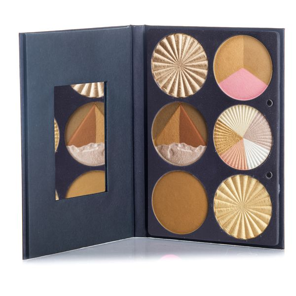 ON THE GLOW Introducing the OFRA Professional Makeup Palette - On The Glow, consisting of six best-selling OFRA highlighters and bronzers: Beverly Hills Highlighter, Rodeo Drive Highlighter, Blissful