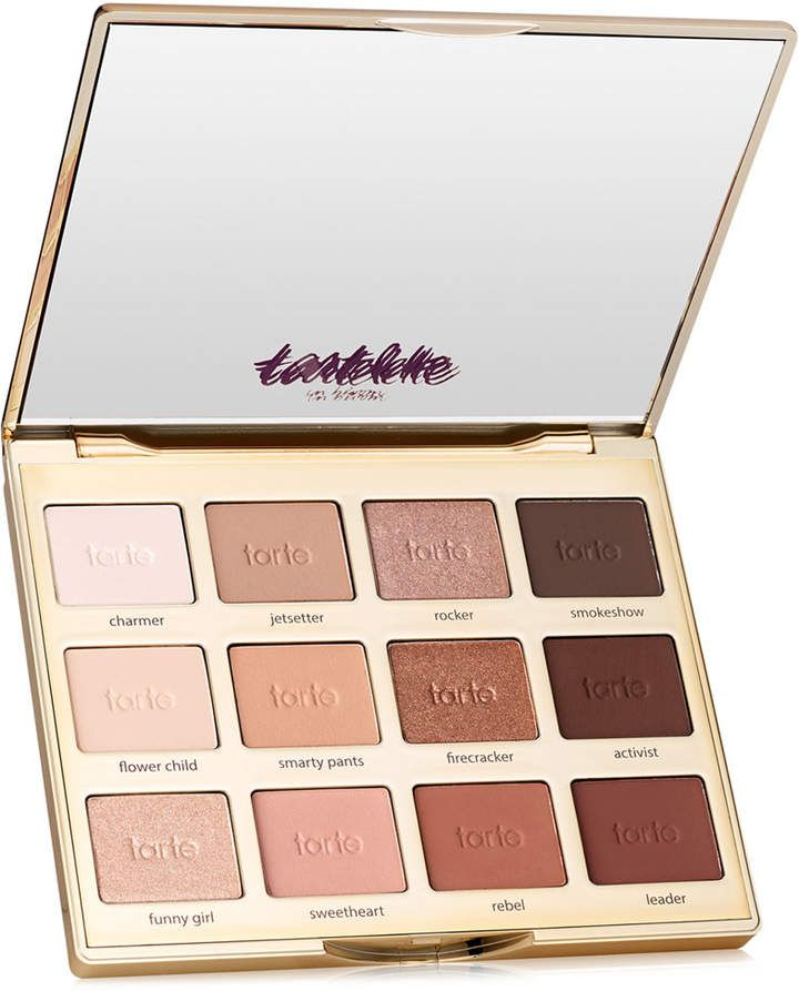 Tarte Tartelette In Bloom Clay Eyeshadow Palette. Calling all firecrackers, flower children, activists and sweethearts! Discover 12 stunning new tartelette shadows to set your beauty routine into full bloom
