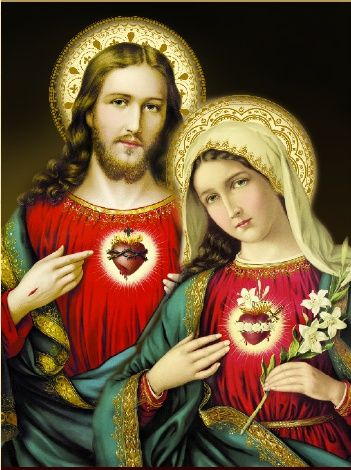 https://menofthesacredhearts.org.  Sacred Heart of Jesus and Immaculate Heart of Mary, pray for us!: