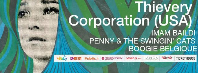 thievery corporation 2014 athens
