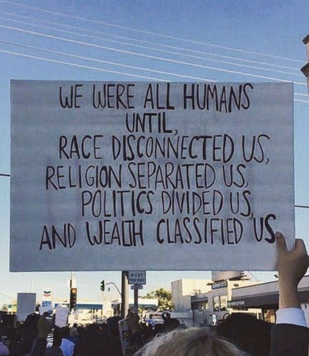 All humans until...