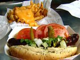 Wiener's Circle Chicago Style Hot Dog Recipe : Bobby Flay : Recipes : Food Network