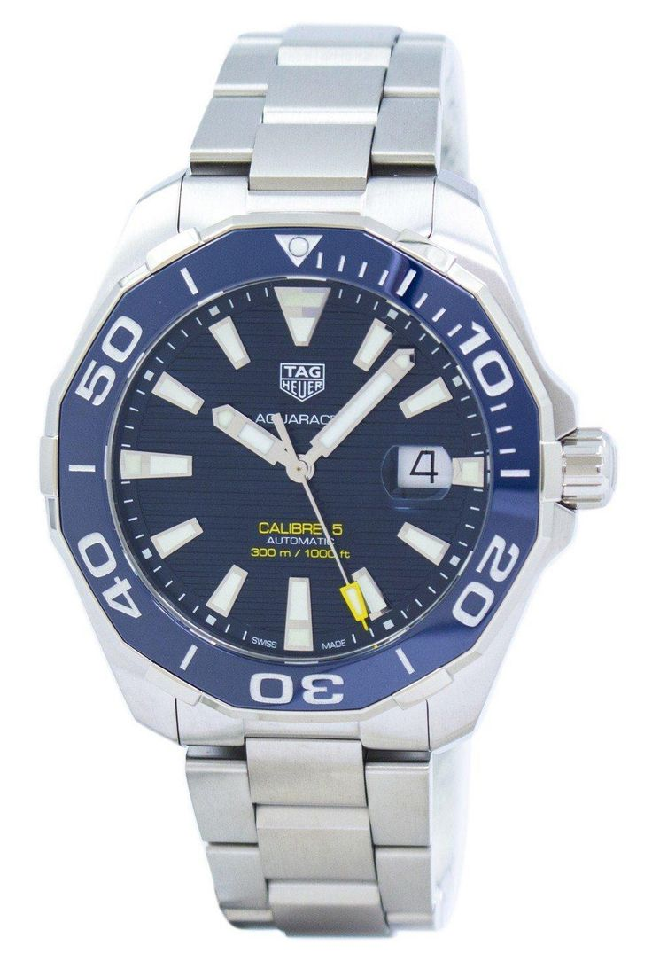Tag Heuer Aquaracer Automatic Way201b.ba0927 Men's Watch (FREE Shipping)
