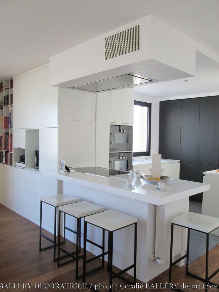 Les 25 meilleures id es de la cat gorie hotte plafond sur pinterest faux plafond cuisine - Ciel de bar cuisine ...