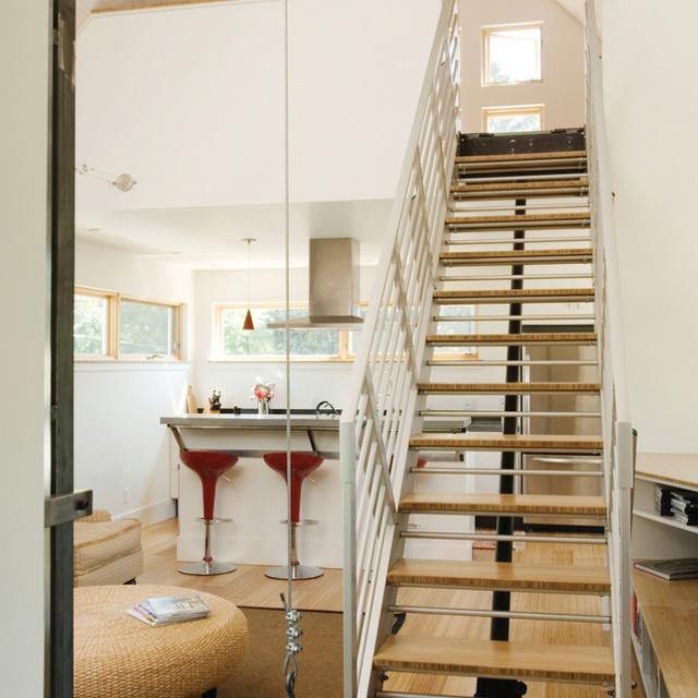 Space Saving Staircase Designs: Space Saving Staircase