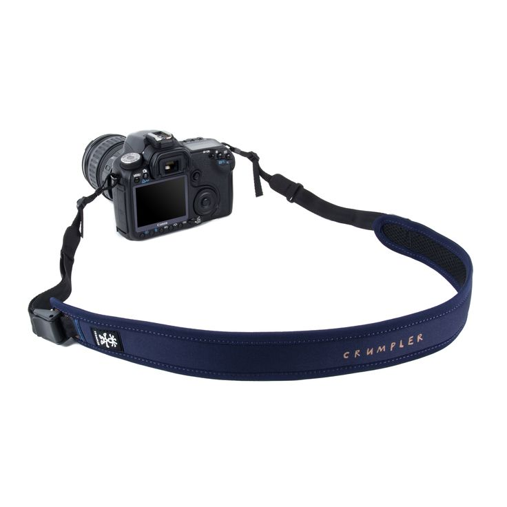 Base Layer Camera Strap - The minimal style combined with simple yet effective features make this collection a must have for every level of photographer.