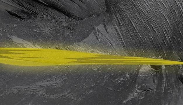 Piégées dans les fissures des roches sédimentaires de schiste, les réserves en…