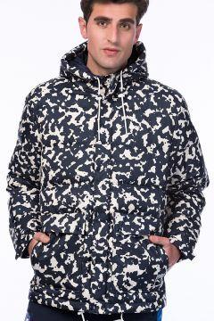 Puma Erkek Mont - Outerwear Down Jacket Peacoat -