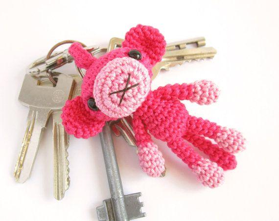 Amigurumi Monkey Keychain : 1000+ images about crochet - amigurumi key chain on Pinterest