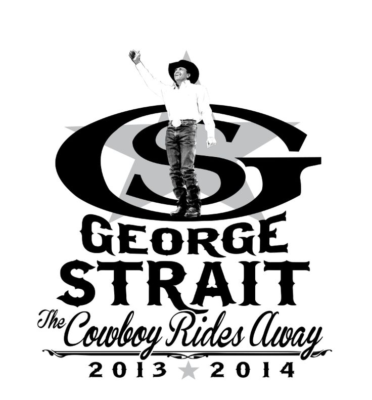 George Strait Announces The Cowboy Rides Away Tour | The Country Site: Cowboys Riding, Concerts, Georgestrait, King George, George Strait, Be- Cowboys, Country Music, Finals Tours, I'M