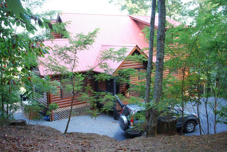 Cohutta Overlook Cabin - Escape to Blue Ridge Rental (Photo by BNS)