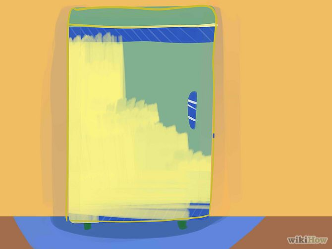 How to paint appliances