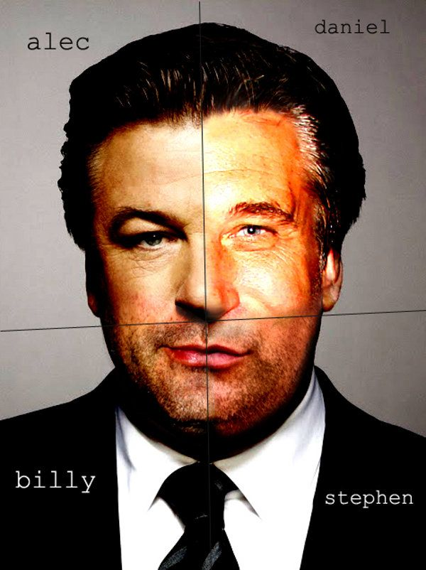 Some Genetics are just too strong ~  baldwin brothers mashup