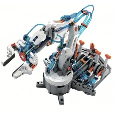 Kit robot hidraulic Octopus - pentru copilul din tine.
