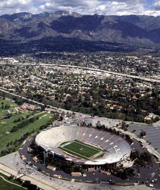 America's best college football stadiums: Rose Bowl