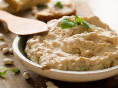 No oil! Protein- and fiber-packed hummus is one of Harper's favorite new snacks.