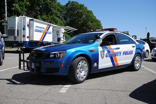 Westchester (NY) County Police # 1475 Chevy Caprice