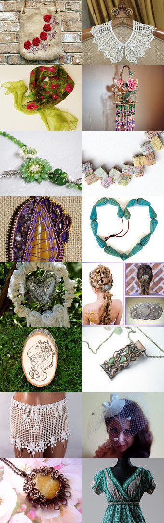 Romantic Gift ideas by Francesca Pratellesi on Etsy--Pinned+with+TreasuryPin.com
