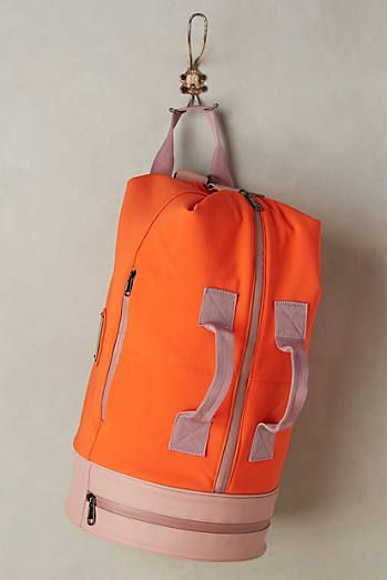 Adidas by Stella McCartney Colorblock Duffle
