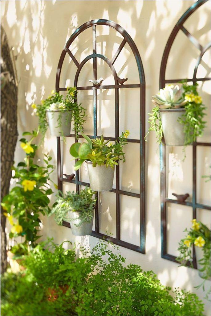 Outdoor Garden Wall Decor 6 Garden Wall Decor Garden Wall