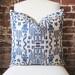 Aztec - 20 in square - Designer Pillow - Decorative Pillow - Throw Pillow. $49.00, via Etsy.