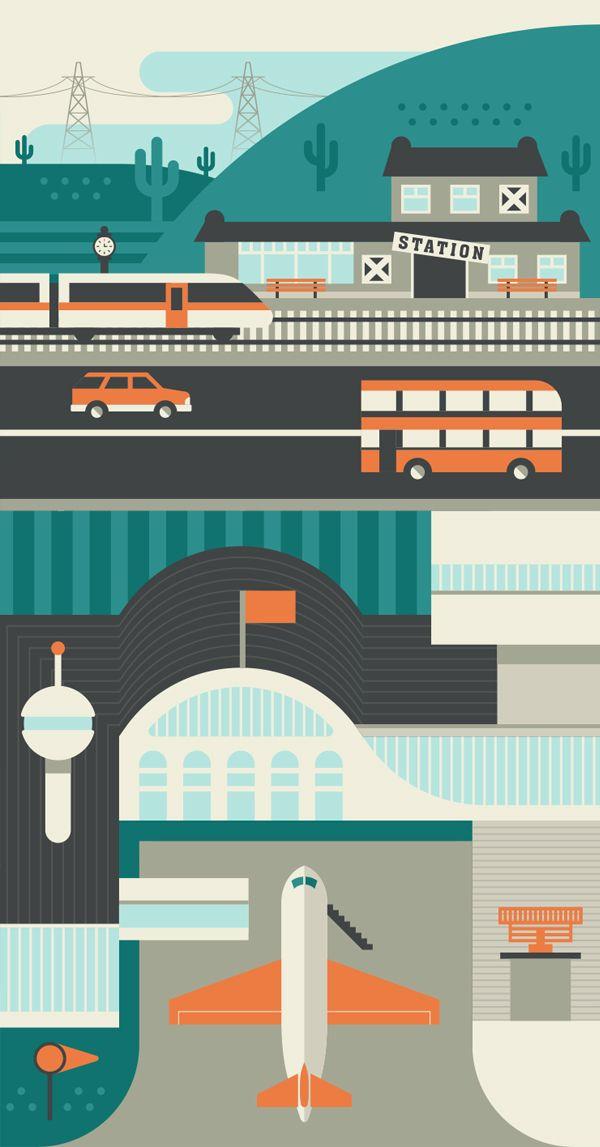 104 best Storyboard Illustration Styles images on Pinterest - magazine storyboard
