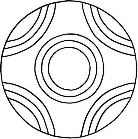 Taschenuhr malvorlage  Die besten 25+ Mandala ausmalen Ideen auf Pinterest | Mandala ...