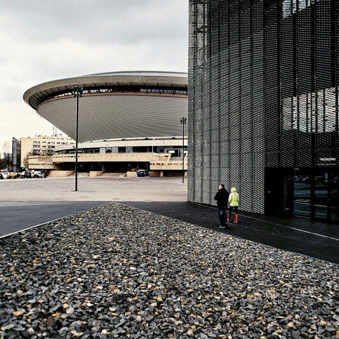 #marcinbalaban #katowice #spodek #architektura #architecture