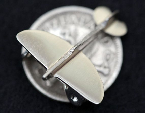 Trench Art Spitfire. Hand made from a 3d or by spitfiretrenchart, $35.00