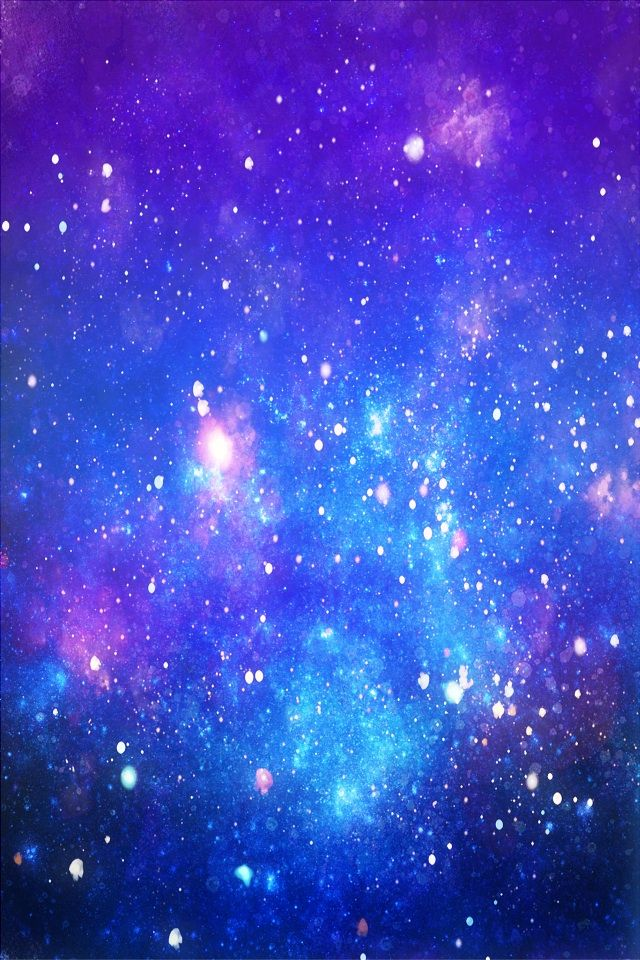 Galaxy Blue background catalog photo
